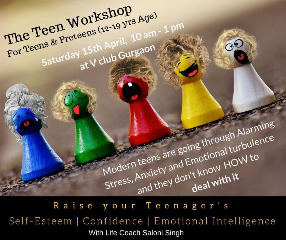 The Teen workshop